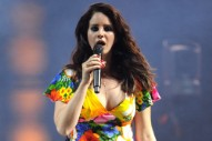 Hear Lana Del Rey's Swirling, Brand New Single 'Honeymoon'