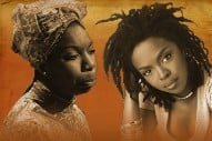 How Nina Simone Made Lauryn Hill's Rebirth Possible