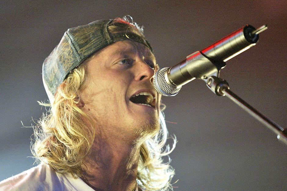 Puddle Of Mudd Singer Wes Scantlin Arrested For Dwi Spin