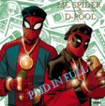 Marvel Comics Meet Hip-Hop in Amazing Classic Album Cover Homages