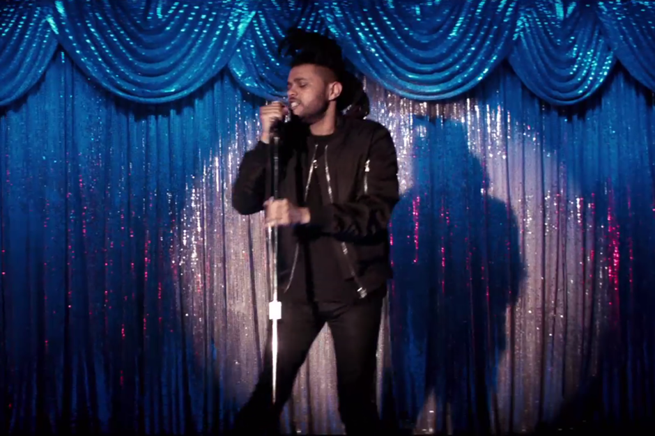 the-weeknd-cant-feel-my-face-music-video-apple-music