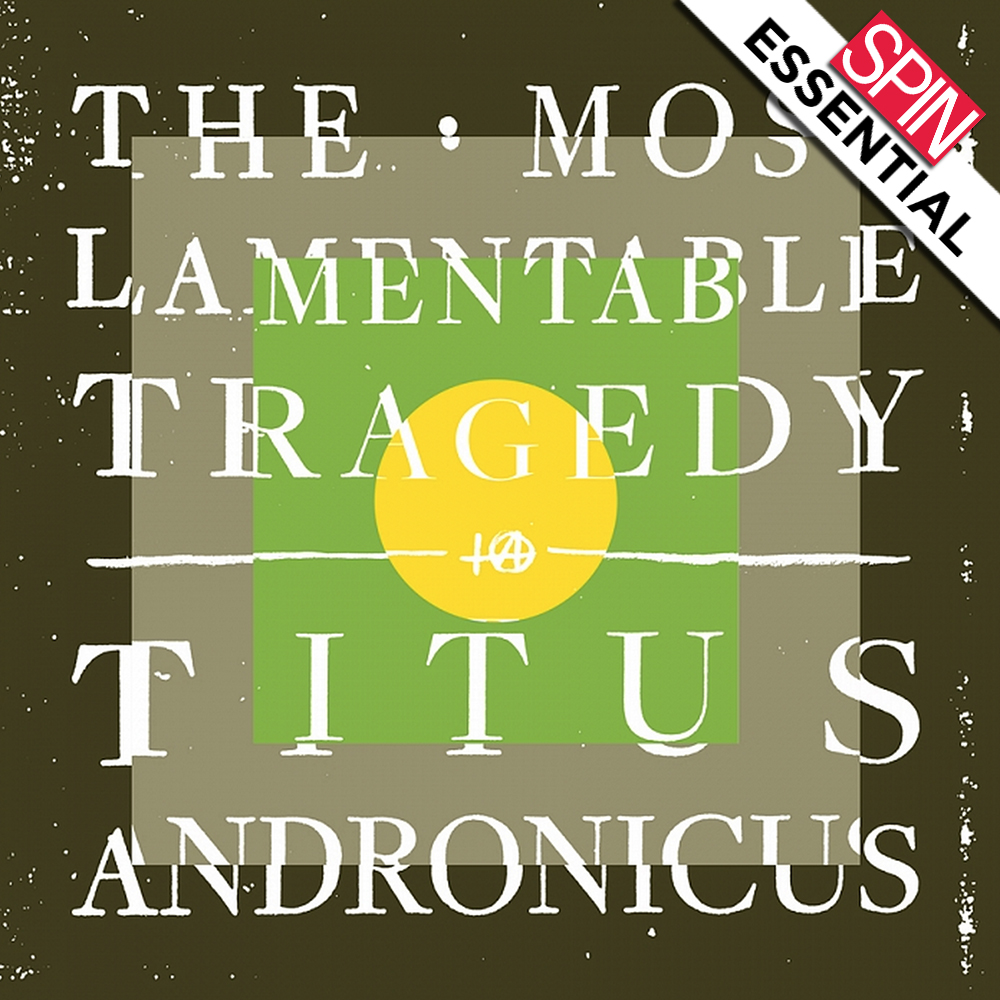 titus andronicus, the most lamentable tragedy, review