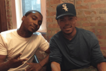 Chance the Rapper and Lil B