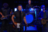 Bruce Springsteen Closed Out Jon Stewart's 'Daily Show' Run
