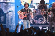 Watch Zac Brown Band Cover Temple of the Dog and Pearl Jam