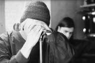 Royal Headache Thrash in a Practice Space in 'Carolina' Video