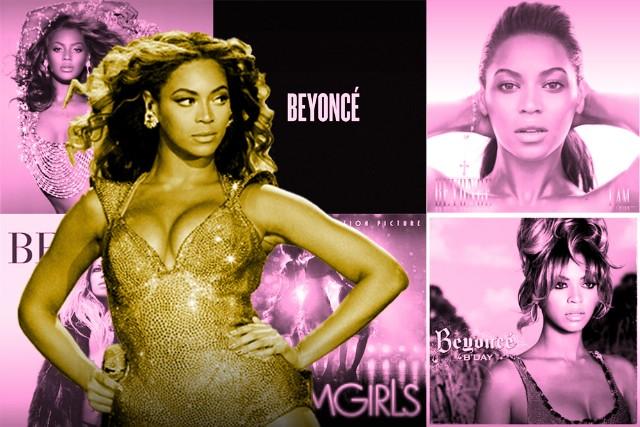 Beyonce Ranked