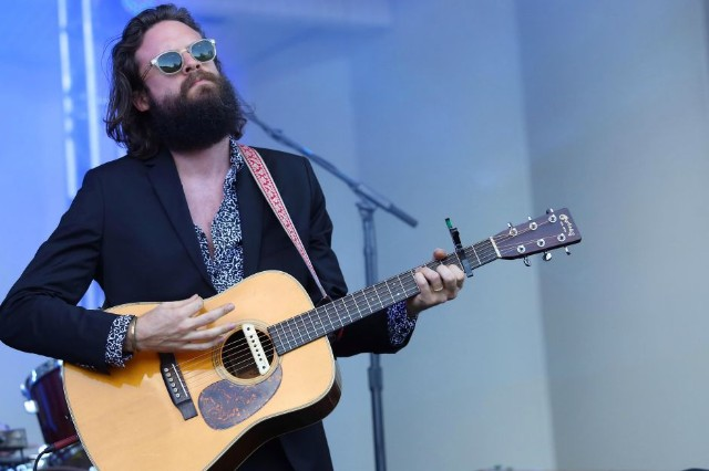 Father John Misty-beard