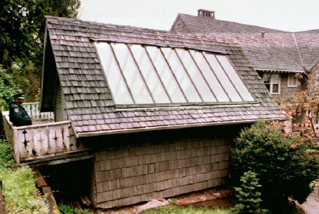 Kurt Cobain's House