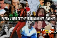 MTV VMAs: Every Video of the Year Nominee, Ranked