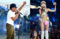 Chance the Rapper Calls Out VMA Host Miley Cyrus for Saying 'Mammy'