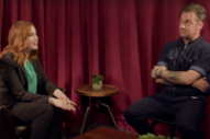 Watch Isaac Brock Endure Vanessa Bayer's Hilariously Harsh 'Sound Advice'