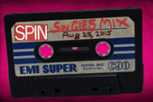 SPIN Singles Mix Aug 25