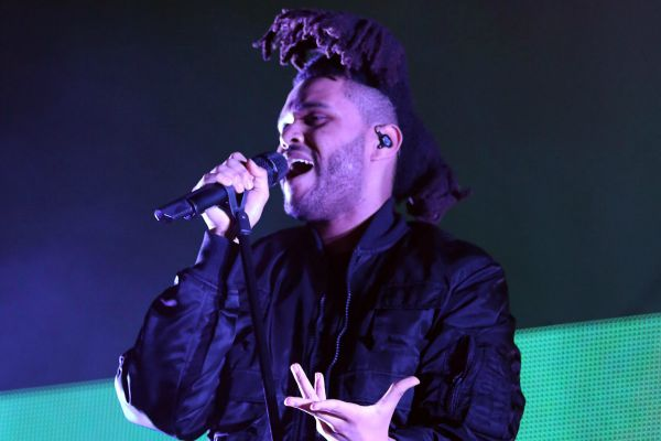 The Weeknd-600