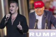 Morrissey Begs Fans Not to Vote for Donald Trump at FYF Fest
