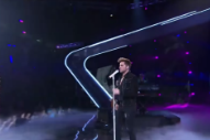 Adam Lambert Performed One of 2015's Best Songs for 'The Voice Australia'
