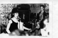 Bikini Kill Share Scuzzy, Previously Unreleased 1991 Song, 'Playground'