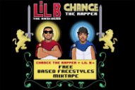 Chance the Rapper's Mixtape With Lil B Is Real and Streaming Now