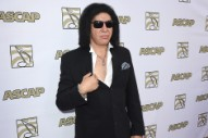 Police Raided Gene Simmons' House for Child Porn