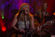 Grace Potter's Joyous 'Empty Heart' Performance Will Lift Your Spirits