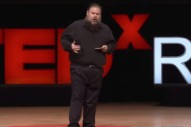 GWAR's Michael Bishop Gave a Bonkers TED Talk