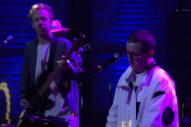 Hot Chip Electrified 'Conan' With Energetic 'Started Right' Performance