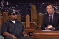 Ice Cube Plays 'Things N.W.A. Does Not Stand For' With Jimmy Fallon