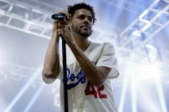 Two Injured in Shooting Outside of J. Cole's New Jersey Show