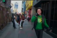 Macklemore and Ryan Lewis Take Over 'Downtown' Los Angeles for the MTV VMAs