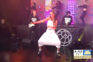 Major Lazer, DJ Snake, and MØ Blast Through 'Lean On' on 'GMA'