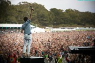 SPIN at Outside Lands 2015: Toyota Tent Schedule