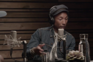 Pharrell Dropped an Unreleased N.E.R.D. Song on Beats 1 Last Night