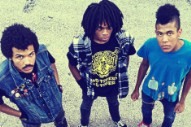 Radkey Show Off Hard-Rock Family Bond on 'Dark Black Makeup'