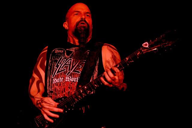 The Big 4 - Metallica. Slayer. Megadeth. Anthrax.