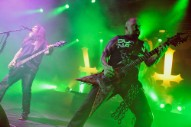 Slayer Share Barbarous New Track, 'Cast the First Stone'