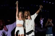 Watch Taylor Swift Sing 'Trap Queen' With Fetty Wap in Seattle