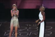 Taylor Swift Joined Onstage by Mary J. Blige, Chris Rock, OneRepublic's Ryan Tedder