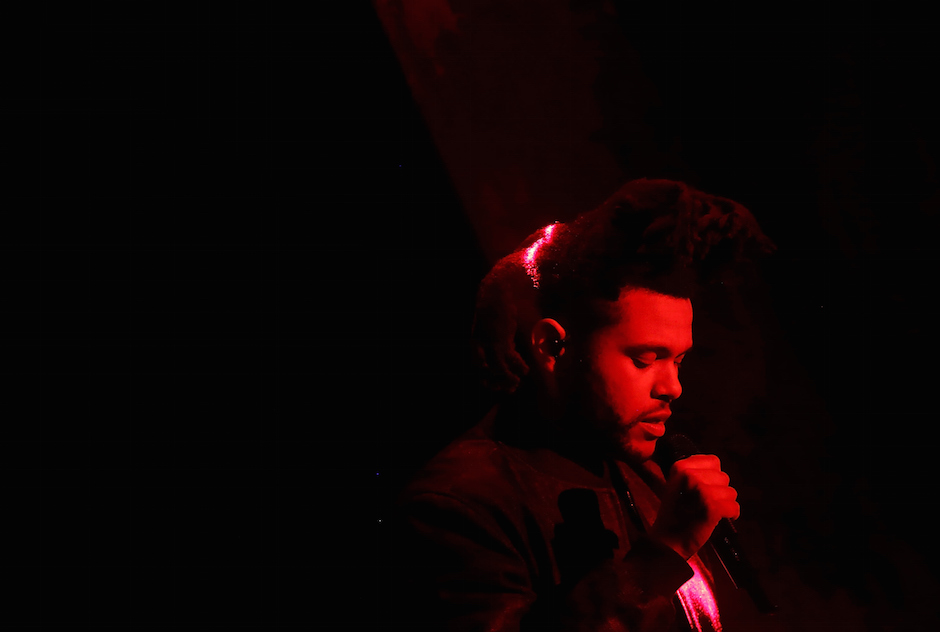 Behind The Madness The Weeknd Tour