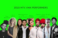 MTV VMAs 2015 Performers: The Weeknd, Macklemore, Demi Lovato, and More
