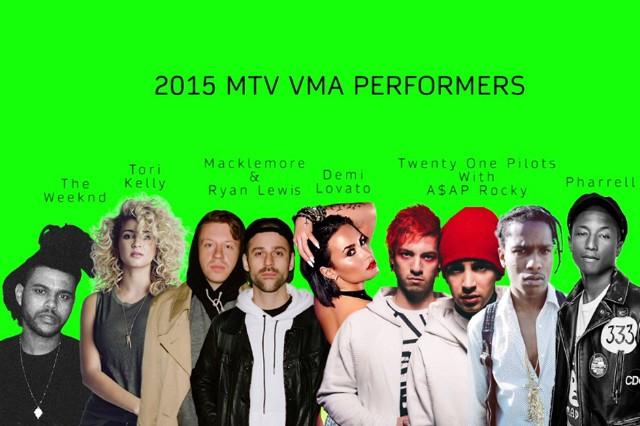 ASAP Rocky Photos Photos - 2015 MTV Video Music Awards - Show - Zimbio