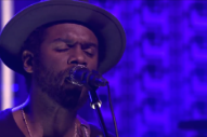 Gary Clark Jr. Offers 'The Healing,' Copious Guitar Soloing on 'Fallon'