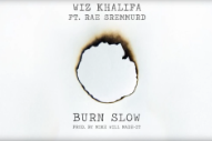 Wiz Khalifa, Rae Sremmurd, and Mike WiLL Made-It Share Simmering Single 'Burn Slow'
