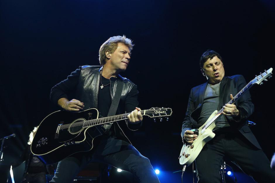 Bon Jovi Barred From Performing in China Over Dalai Lama ...