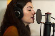 Lorde, Flight of the Conchords Team for Charity Single to Fight Neurodegenerative Disorder