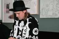 Arcade Fire's Win Butler Brought Out Diplo and Madonna at DJ Set in Montreal
