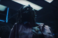 Kelela Shares Strobe-Lit Video for 'Rewind'