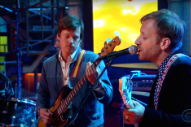 Dan Auerbach's the Arcs Bring the Blues to 'Colbert' With 'Outta My Mind' Performance