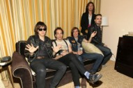 The Strokes Announce Their Return to the Studio at Live Show