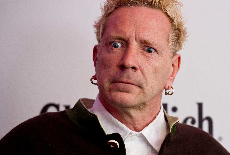 John Lydon at Glenfiddich Mojo Honours List 2011