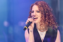 Jess Glynne at Celebrity Big Brother Launch